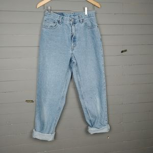 Vintage Levi's 550 Relax Fit Tapered Leg